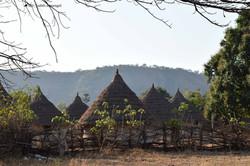 pueblo de Dindéfélo