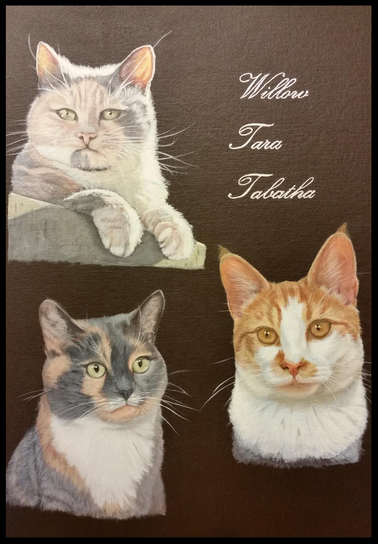 Three Little Cats