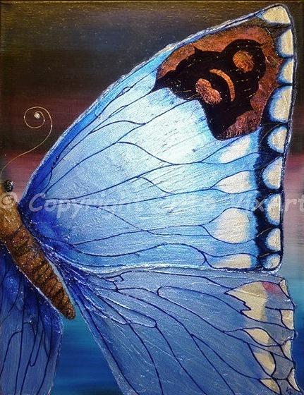 Butterfly Wing Original