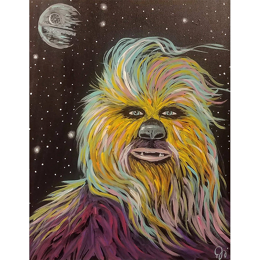 May the 4th:  Chewy