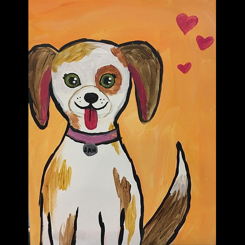 Gogh Kids:  Puppy