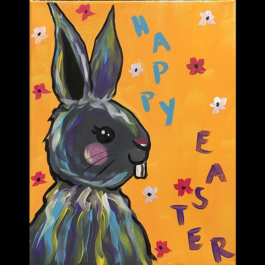 Gogh Kids:  Easter Bunny