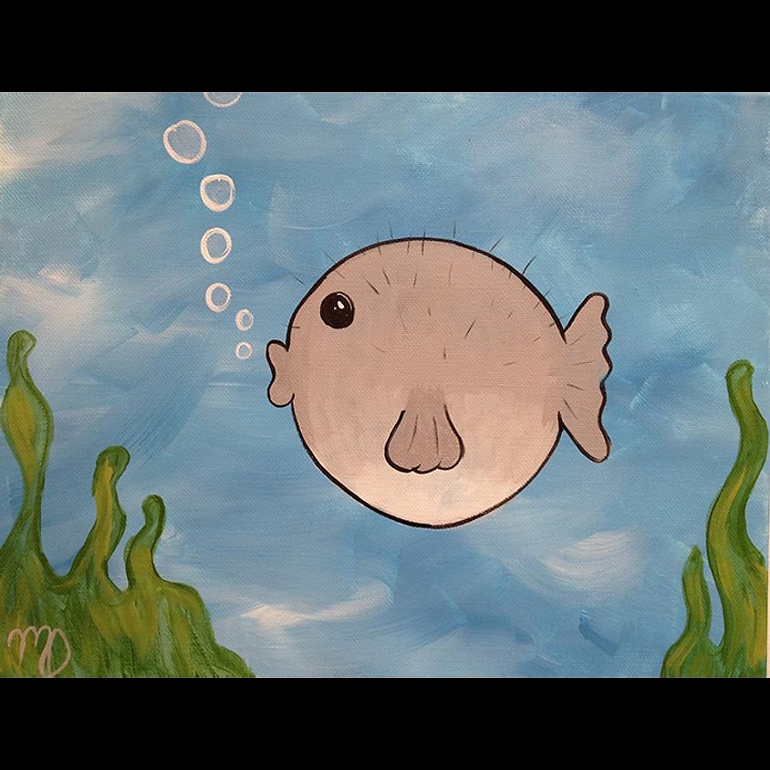 Gogh Kids:  Blowfish