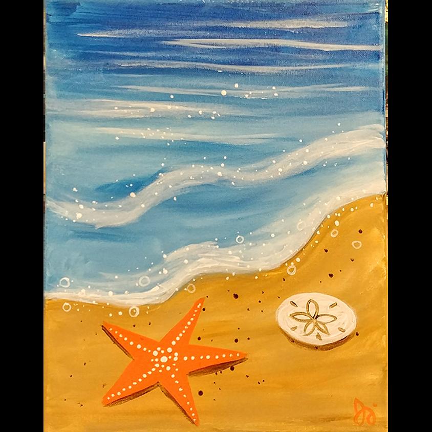 Gogh Kids:  Starfish