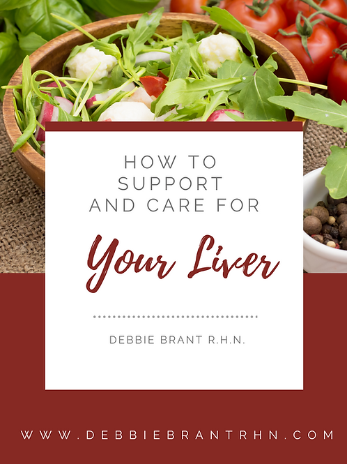 How to Support and Care for Your Liver eGuide