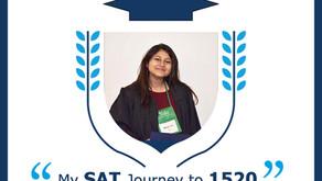 Hoor's SAT Journey to 1520!