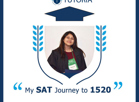 Hoor's SAT Journey to 1520!