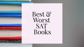Best and Worst SAT Preparation Books!