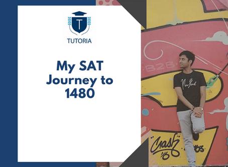 Moiz's SAT Journey to 1480!