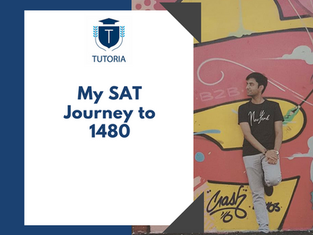 Moiz's SAT Journey to 1480!
