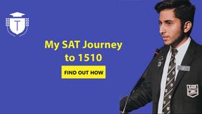 Haider's SAT Journey to 1510!