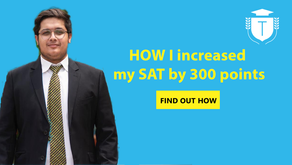 Learn how Haad increased his SAT score from 1190 to 1480!