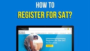 How to register for the SAT exam - Step by step instructions