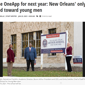Nola.com Feature
