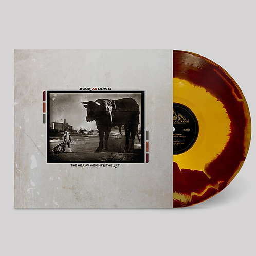 THE HEAVY WEIGHT AND THE LIFT (180g Vinyl)