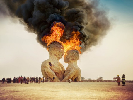 How Burning Man is Going to Destroy Your Relationship