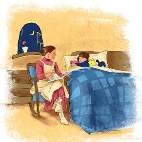 Что почитать с ребёнком перед сном