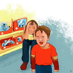 Если ребенок не слушается. Часть 2.