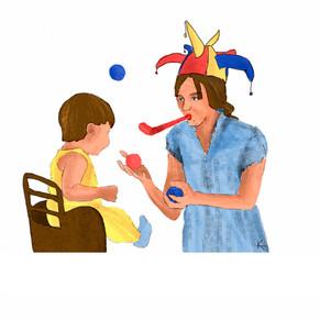 Нужно ли постоянно развлекать ребёнка?