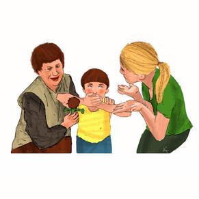 Если ребенок не говорит