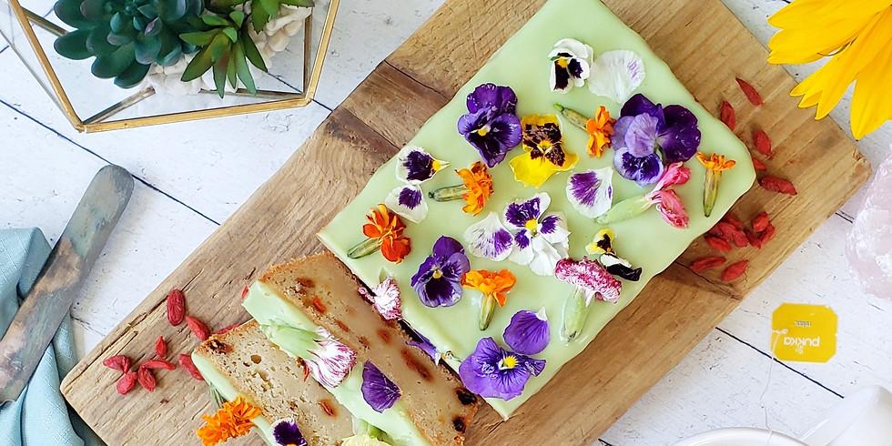 Plant-Based with Essential Oils Cookbook Signing & Sampling