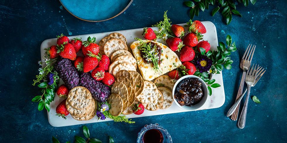 Build a Vegan Cheese Board