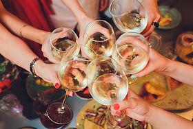 cheers with food.jpg