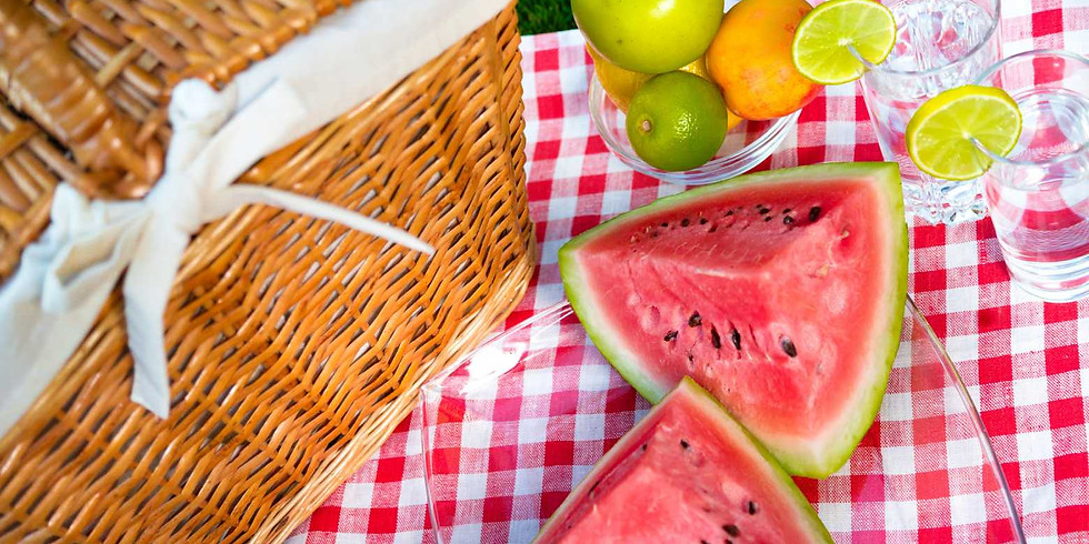 Pack a Plant-Based Picnic