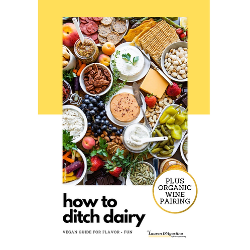 How to Ditch Dairy eBook