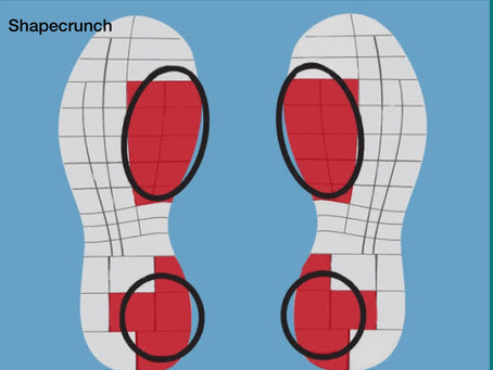 How Shoe wear pattern is your health Indicator.