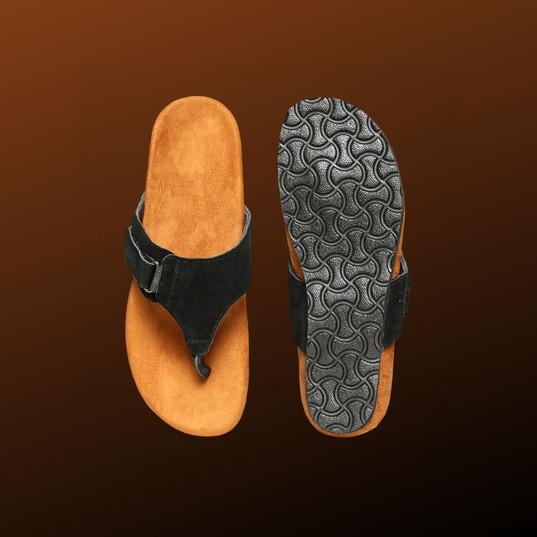 Slippers brown fabric.jpg