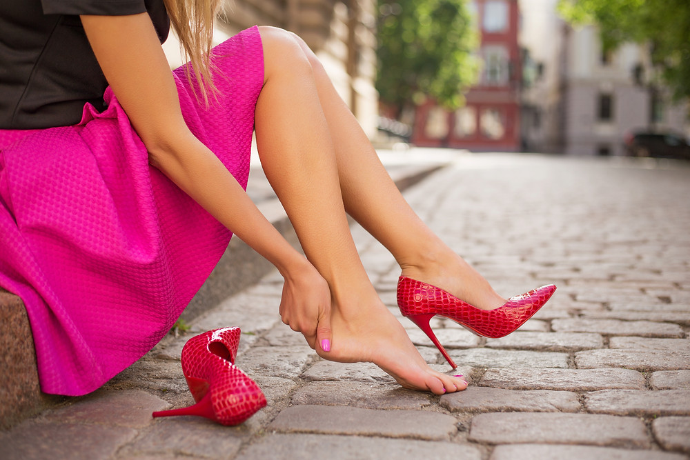 Causes for pain in Heel of the foot