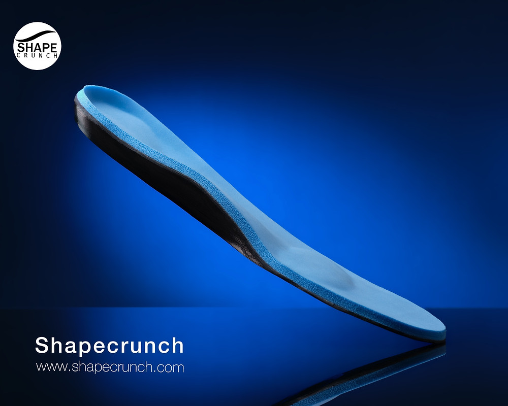 Shoe Inserts by Shapecrunch and Arch Support Insoles