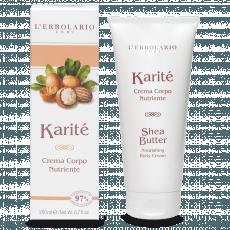 Crema corpo Burro di Karitè 200 ml