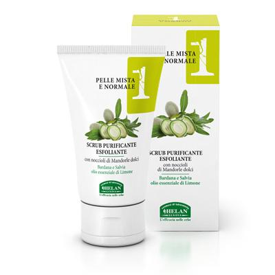 LINEA 1 Scrub purificante esfoliante