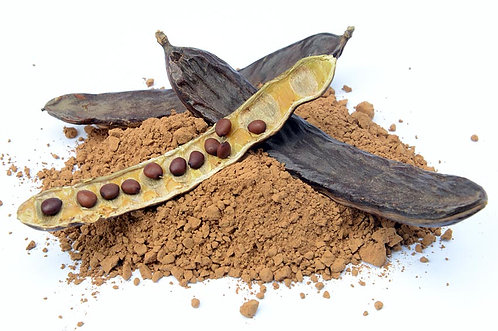 Farina di Carruba baccello (Ceratonia siliqua L.)