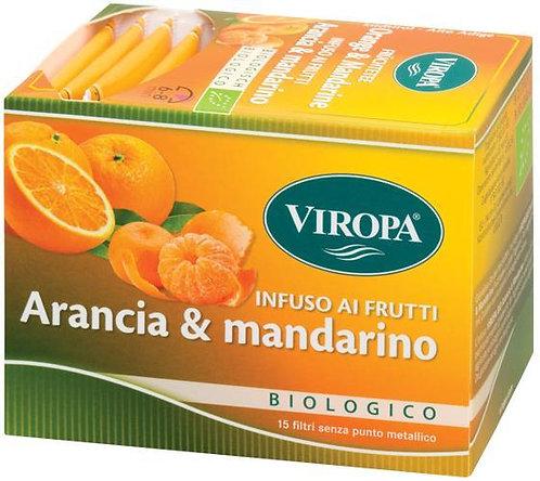 Arancia e mandarino