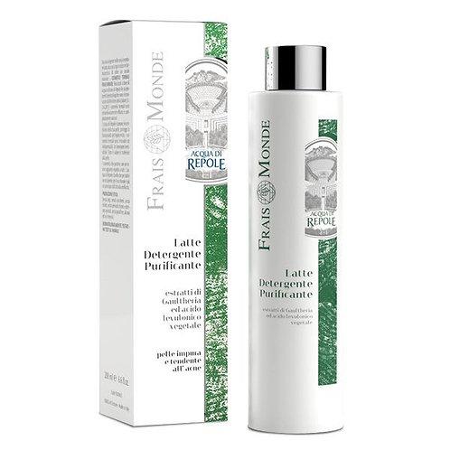 Latte detergente purificante (Pelle impura e tendente all'acne)