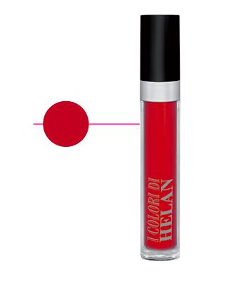 Rossetto liquido effetto lacca Matt colore Rosso rubino (4 ml)