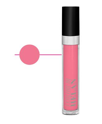 Rossetto liquido effetto lacca colore Rosa chiaro (4 ml)