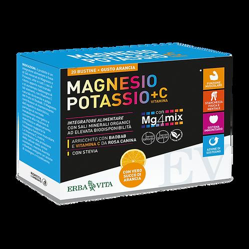 Sali di magnesio e potassio