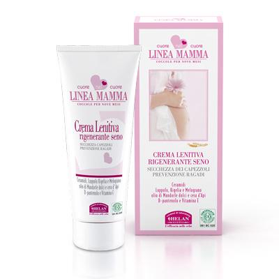 Crema lenitiva rigenerante seno