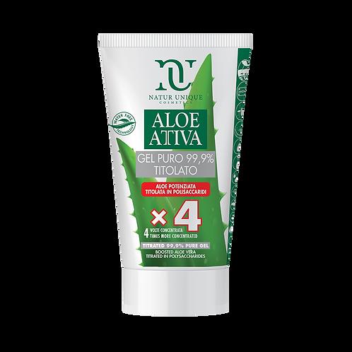 Gel puro di Aloe  50 ml