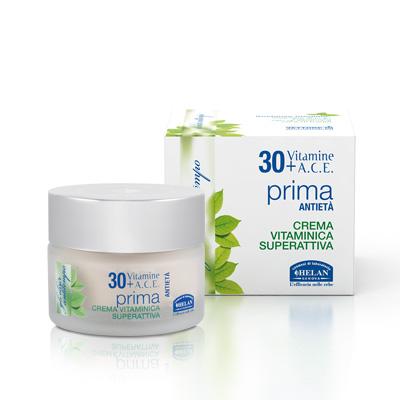 crema vitaminica superattiva 30+