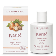 Bagnocrema Nutriente Burro di Karitè 300 ml