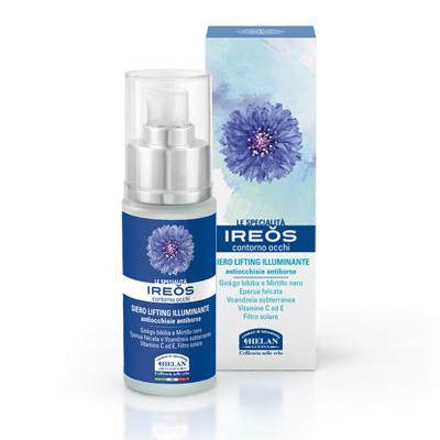 IREOS siero lifting illuminante antiocchiaie e antiborse