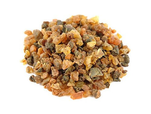 Mirra lacrima resina (Commiphora myrrha Engl.