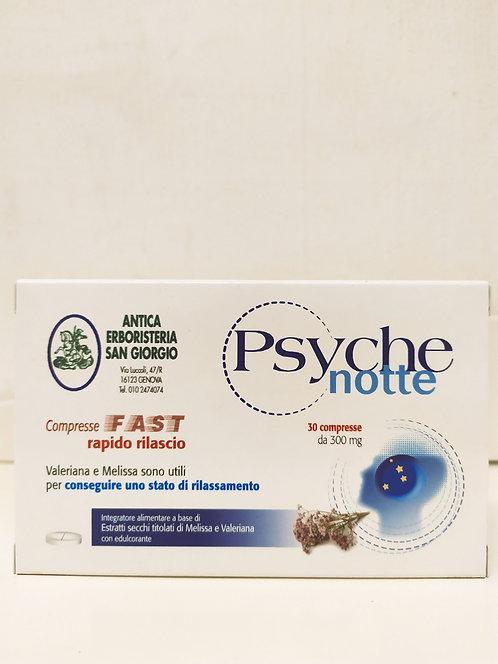 Psyche notte capsule a rapido rilascio