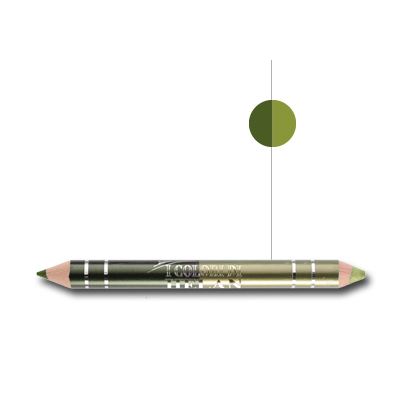 Bio matitone duo occhi-verde Giada