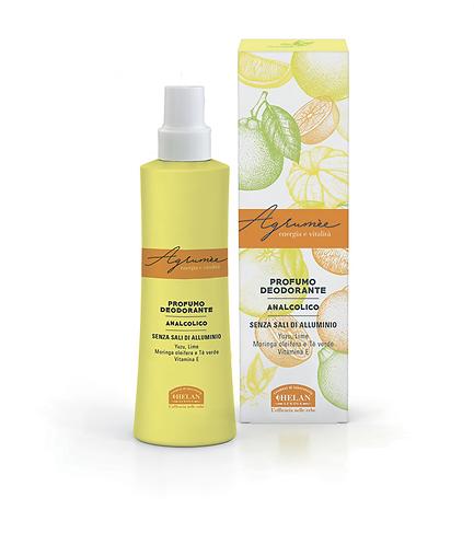 Profumo deodorante analcolico spray